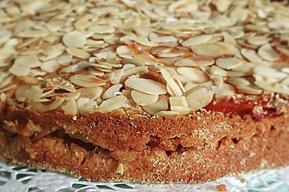 Dinkel - Apfelkuchen 2