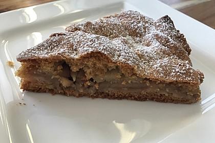Dinkel - Apfelkuchen
