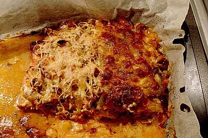Hackfleischpizza ohne Teig 23