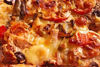 Hackfleischpizza ohne Teig 21