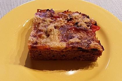 Hackfleischpizza ohne Teig 5