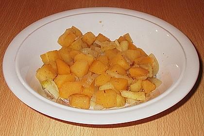 Steckrüben mit Äpfeln und Zwiebeln 6