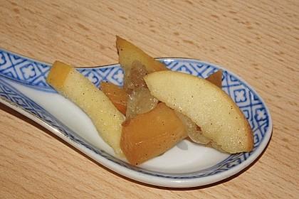 Steckrüben mit Äpfeln und Zwiebeln 5