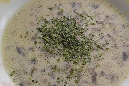 Champignon-Creme-Suppe 27