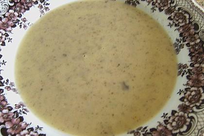 Champignon-Creme-Suppe 30