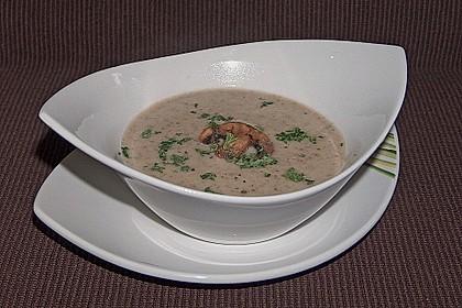 Champignon-Creme-Suppe 4