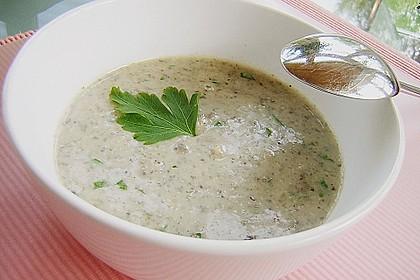 Champignon-Creme-Suppe 12