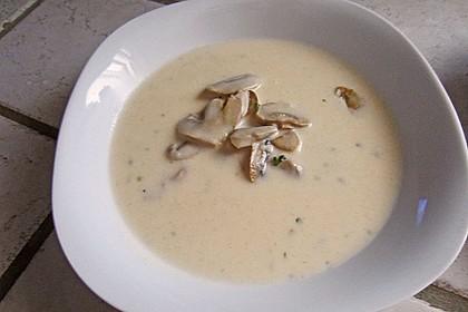 Champignon-Creme-Suppe 22