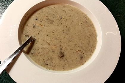 Champignon-Creme-Suppe 25