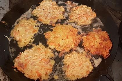 Bauern - Kartoffelpuffer (Bild)