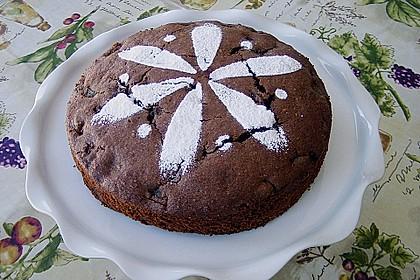 Thüringer Birnen - Torte 1