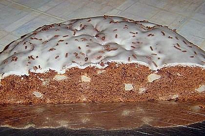 Thüringer Birnen - Torte 3