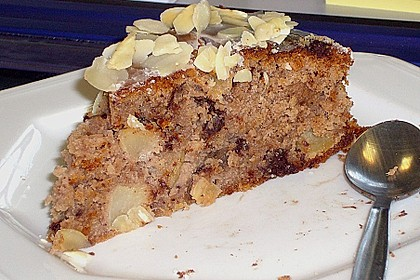 Thüringer Birnen - Torte 2