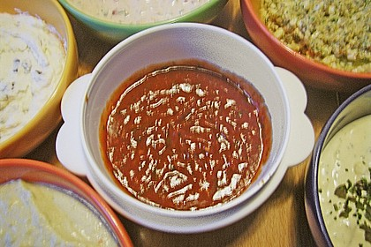 Scharfe Honig-Sauce 32