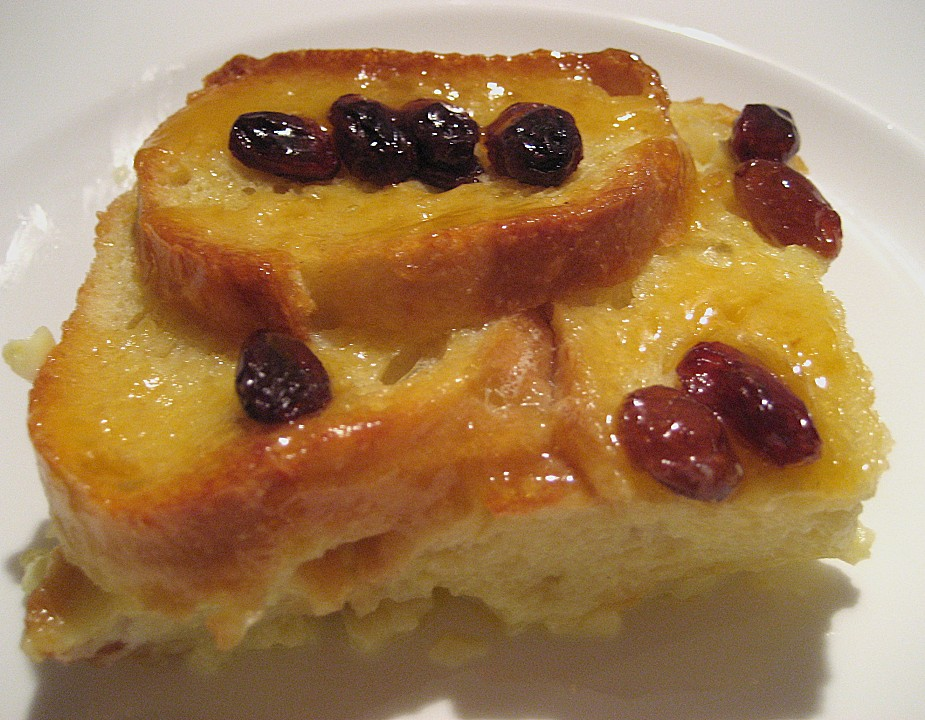 Bread And Butter Pudding Recipe — Dishmaps
