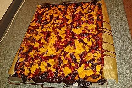 Zwetschgenkuchen vom Blech 21