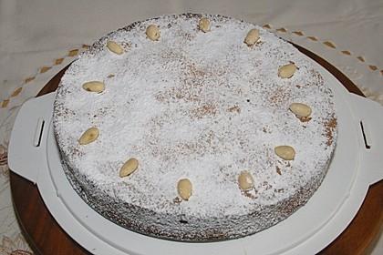 Spanischer Mandelkuchen 7
