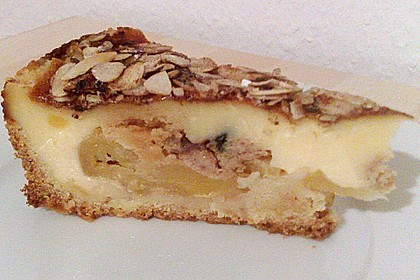 Bratapfelkuchen mit Zimt - Marzipan 19