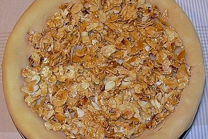 Bratapfelkuchen mit Zimt - Marzipan 33