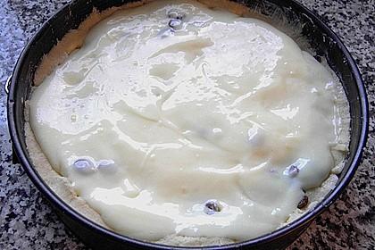 Bratapfelkuchen mit Zimt - Marzipan 34