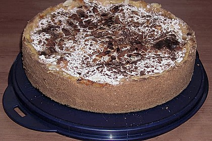 Bratapfelkuchen mit Zimt - Marzipan 39