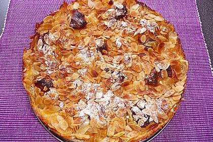 Bratapfelkuchen mit Zimt - Marzipan 4