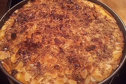 Bratapfelkuchen mit Zimt - Marzipan 40