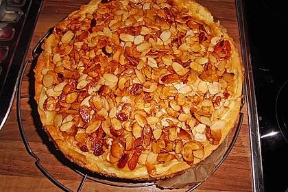 Bratapfelkuchen mit Zimt - Marzipan 15