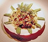 Spaghetti à la Büsum (Bild)