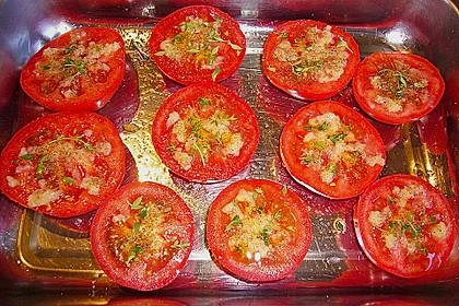 Tomaten aus dem Ofen 1