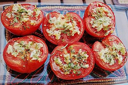 Tomaten aus dem Ofen 3