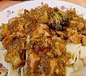 Hähnchen - Broccoli - Pfanne (Bild)