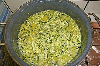 Zucchini - Ananas - Marmelade 3