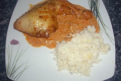 Curryhähnchen mit Reis 3
