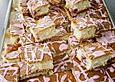 Buttermilch - Kuchen mit Früchten