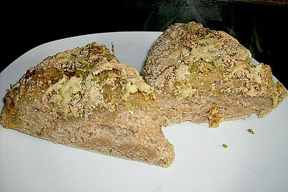 Kartoffelbrot vom Blech 100