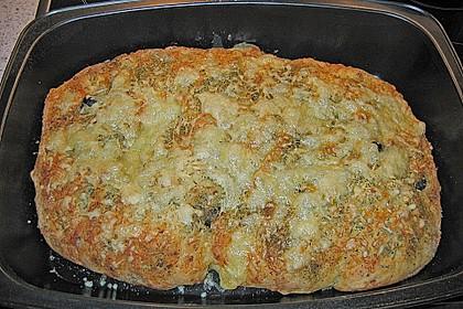 Kartoffelbrot vom Blech 16