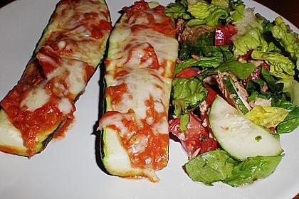 Zucchini mit Thunfischfüllung 4