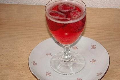 Erdbeerbowle 8