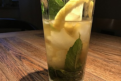 Bourbon Mint Julep