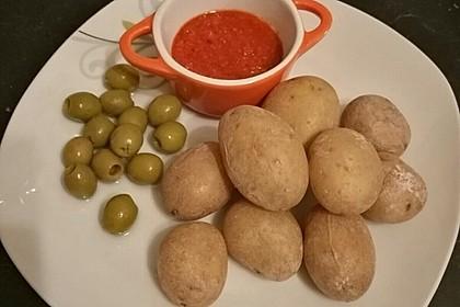 Kanarische Kartoffeln mit Mojo - Sauce 10