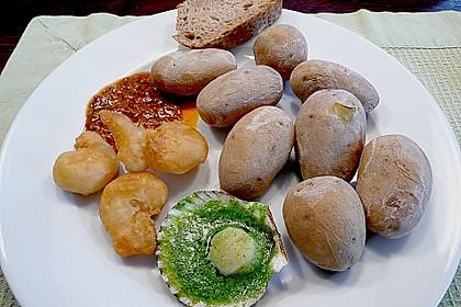Kanarische Kartoffeln mit Mojo - Sauce 8