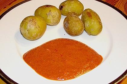 Kanarische Kartoffeln mit Mojo - Sauce 9