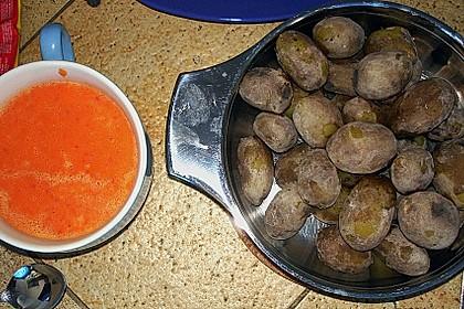 Kanarische Kartoffeln mit Mojo - Sauce 0