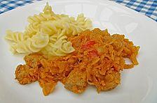 Sauerkraut - Gulasch