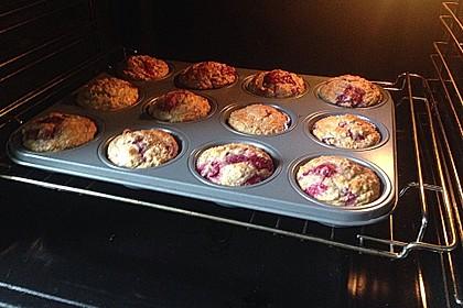 Vollwert - Frühstücksmuffins