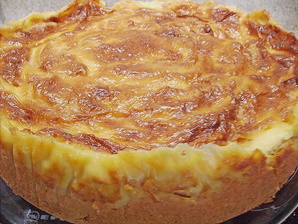 Apfelkuchen Mit Vanillepudding Von Miriam1983 Chefkoch De