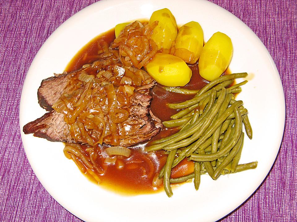 Westfälisches Zwiebelfleisch Rind