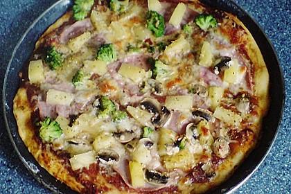 Pizzateig 84