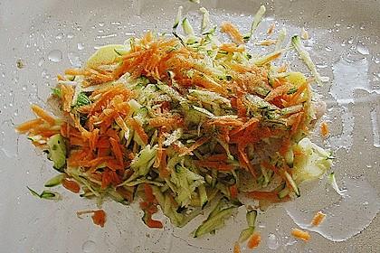 Gemüsefisch in Alufolie 5